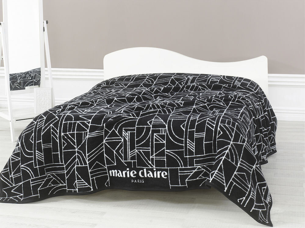 Patura dubla, Marie Claire, material: 7 % bumbac / 35% Acril / 7% poliester, 153MCL8203