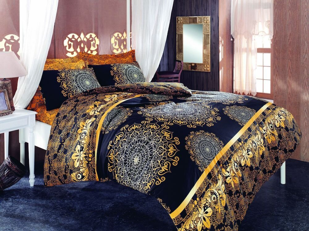 Lenjerie de pat, Pearl Home, material: 50% bumbac / 50% poliester, 172PRL1143