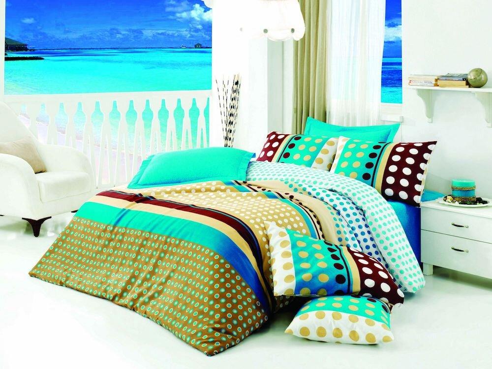 Lenjerie de pat, Pearl Home, material: 50% bumbac / 50% poliester, 172PRL1128