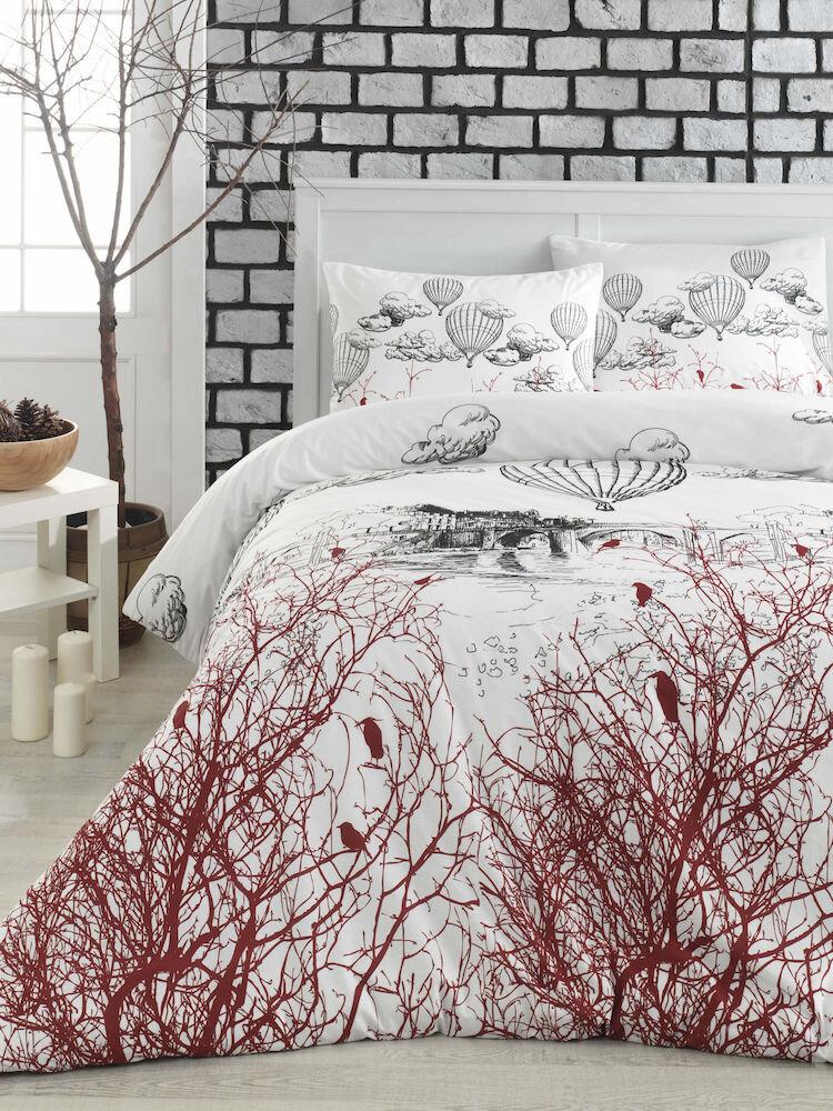 Lenjerie de pat, Eponj Home, material: 65% bumbac / 35% poliester, 143EPJ1361