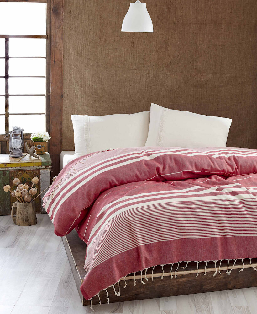 Cuvertura de pat, Eponj Home, material: 100% bumbac, 143EPJ5853