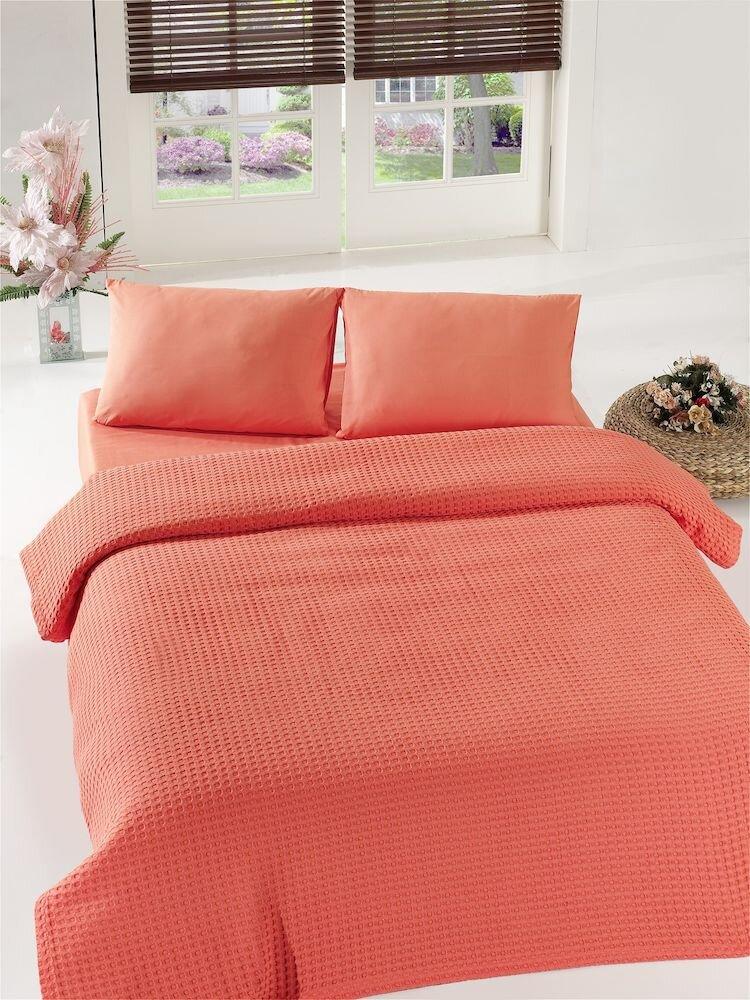 Cuvertura de pat, Eponj Home, material: 100% bumbac, 143EPJ5204