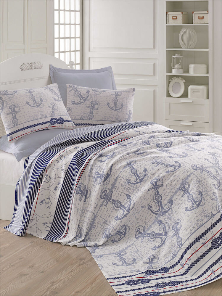 Cuvertura de pat, Eponj Home, material: 100% bumbac, 143EPJ5626