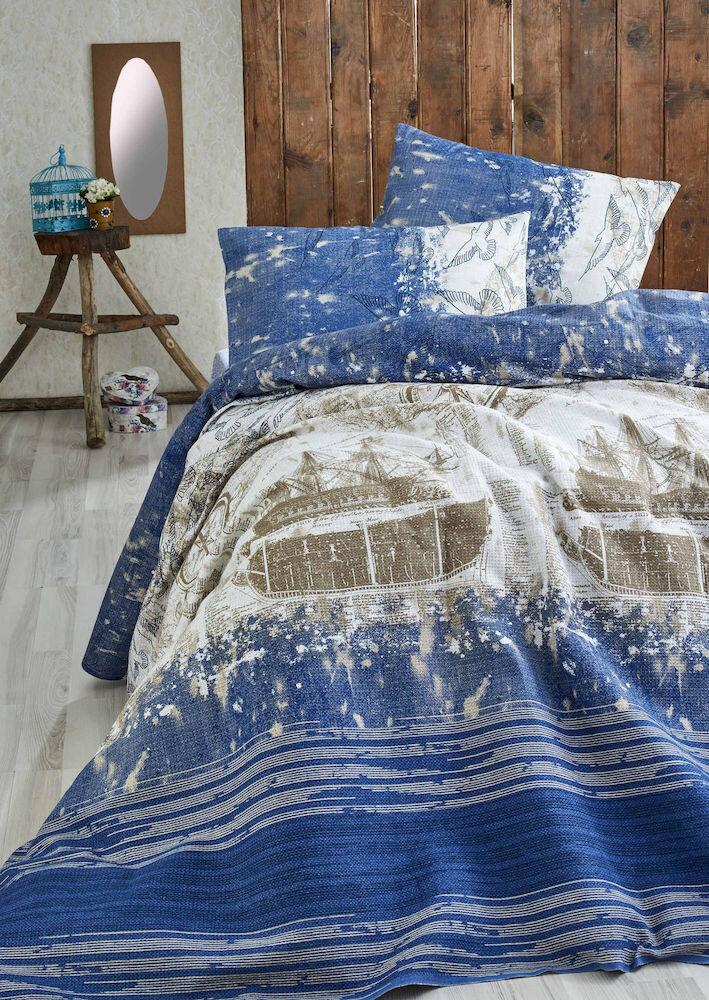 Cuvertura de pat, Eponj Home, material: 100% bumbac, 143EPJ5831