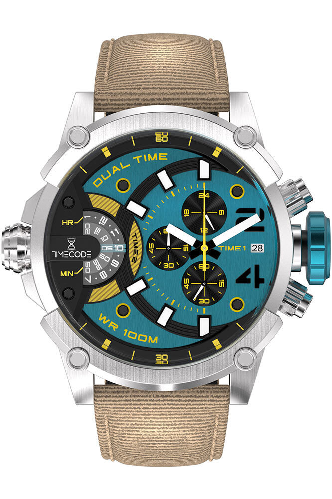 Ceas Timecode TC-1002-18