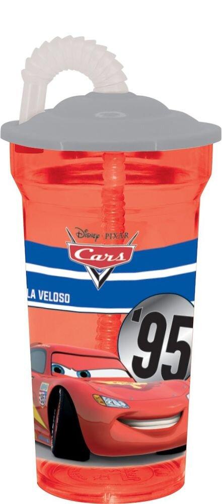 Recipient apa Disney, 29991, Cu Pai, 350 ml, rosu
