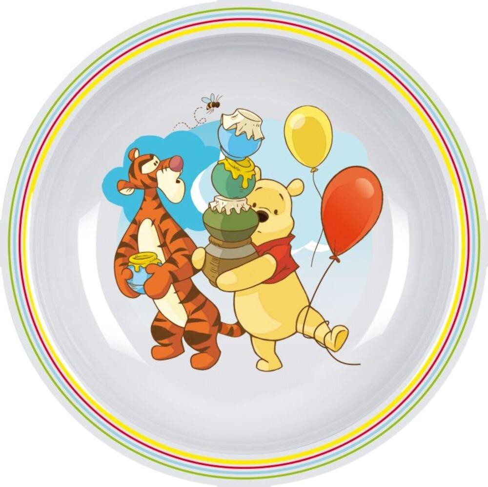 Farfurie adanca Disney, 96199, 19.5 cm, Winnie The Pooh
