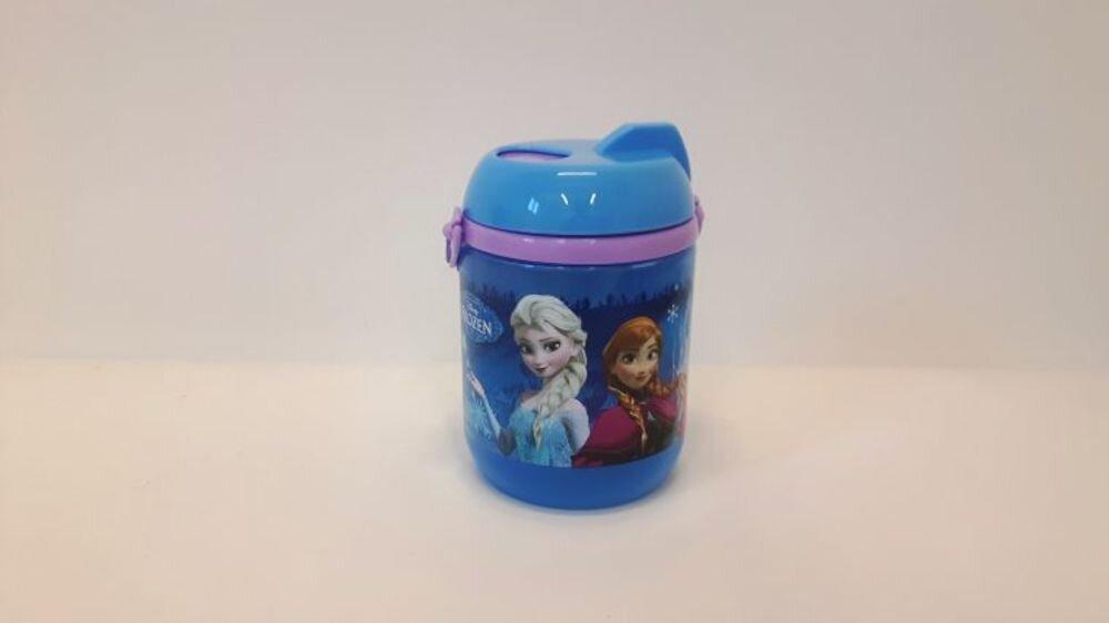 Recipient pentru apa Disney, 89176, Frozen, albastru