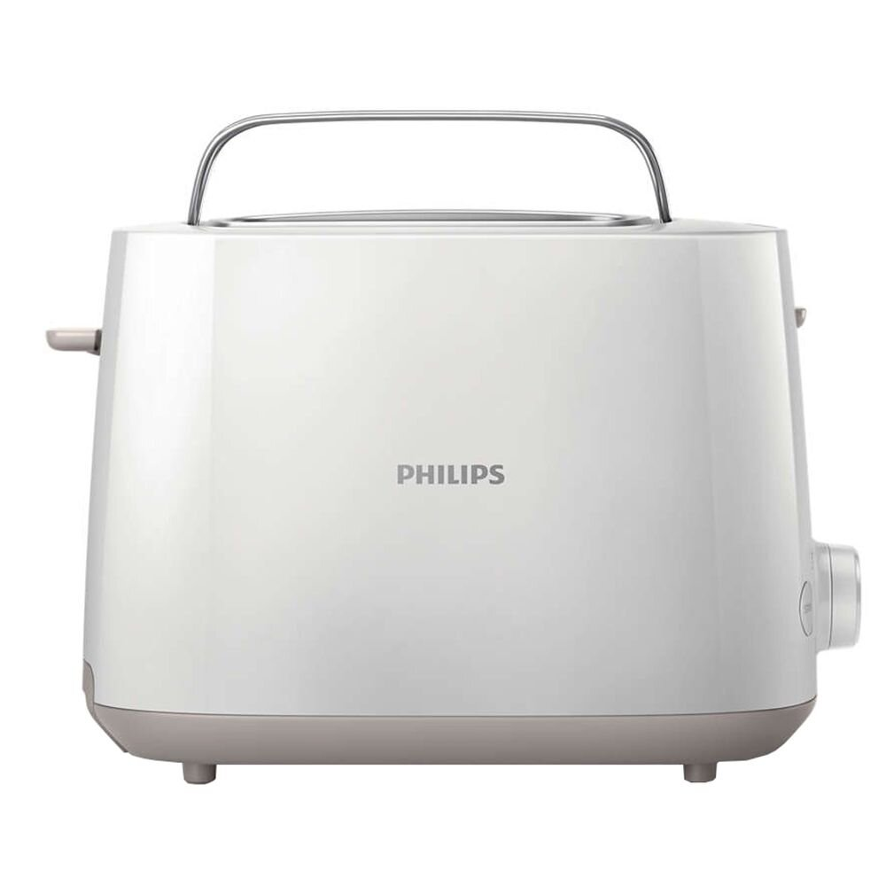 Prajitor de paine Philips Daily Collection, HD2581/00, 830W, alb