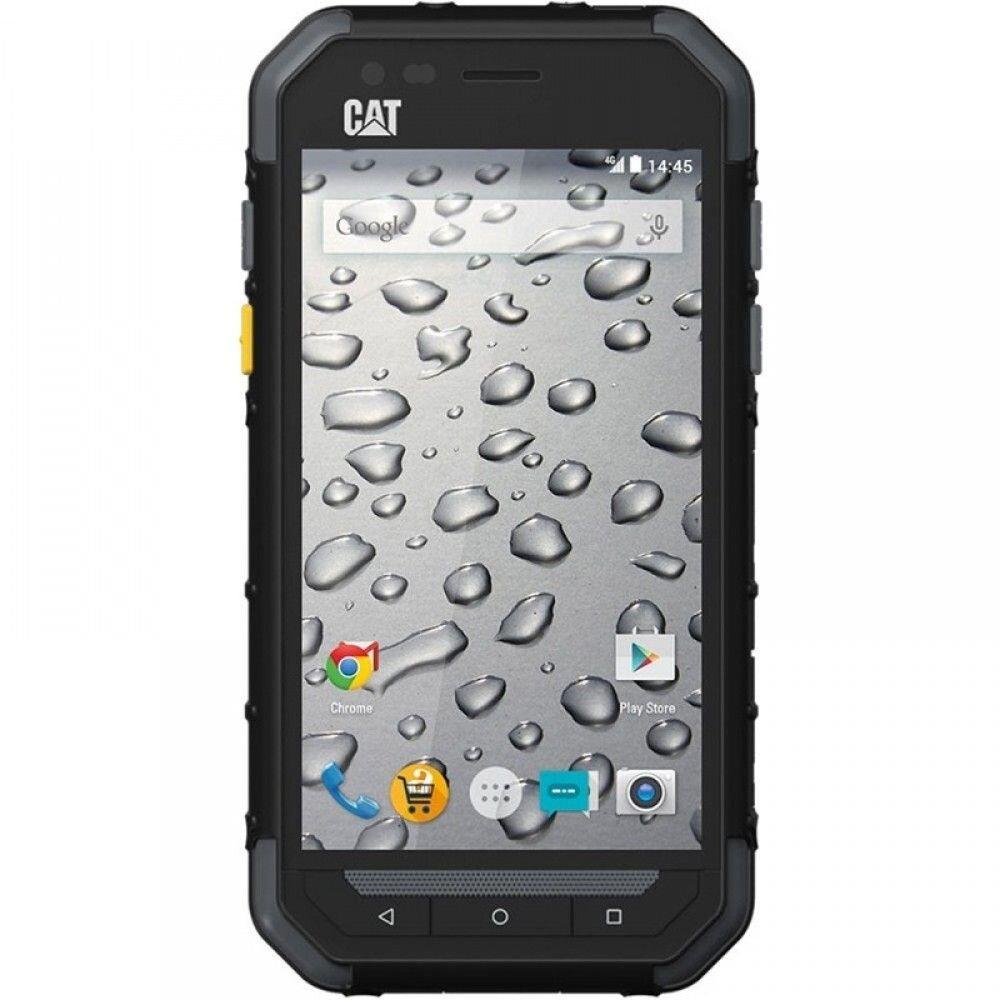 Telefon mobil Caterpillar Cat S30, CS30-DEBE02-EN, 4,5 inch, 4G, Negru