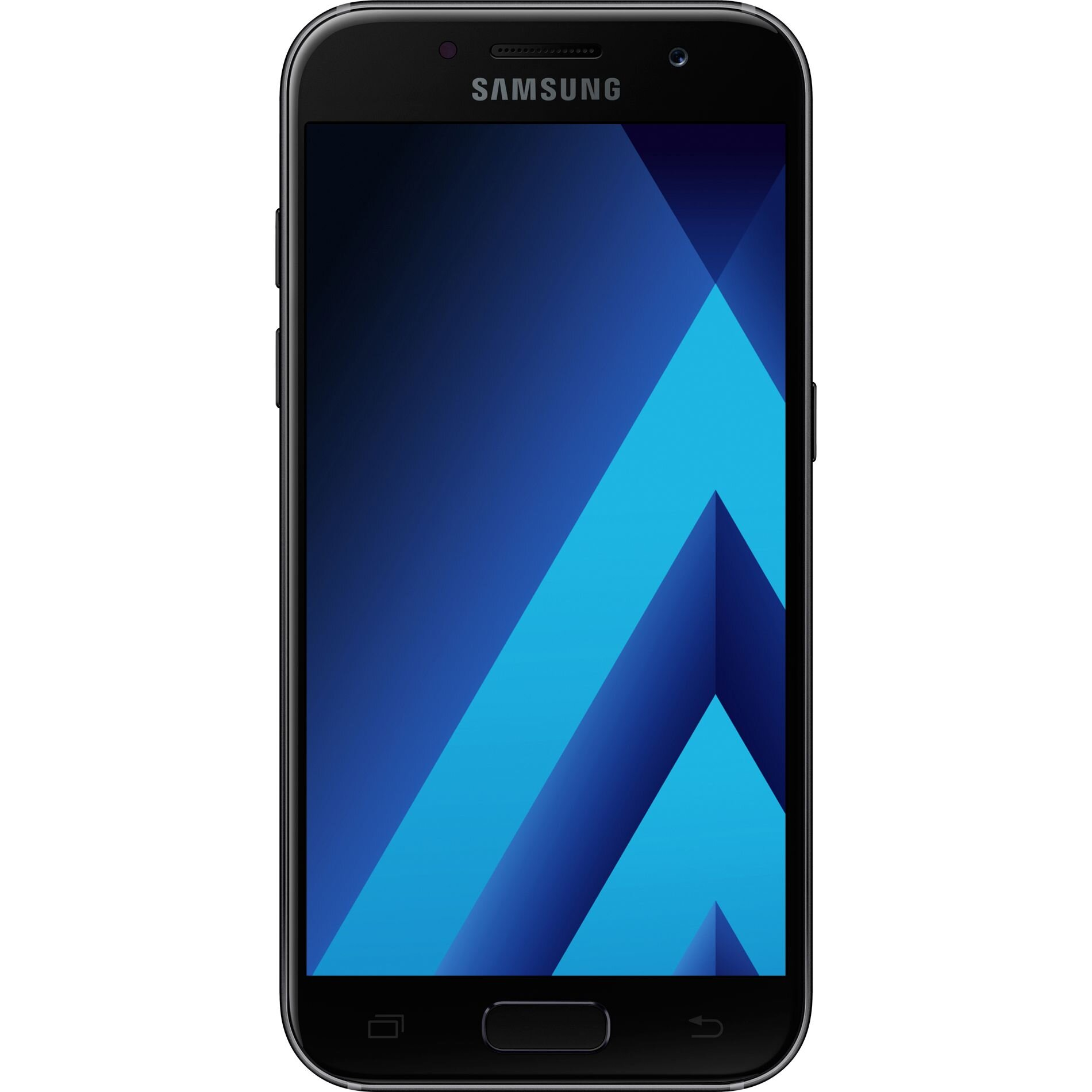 Telefon mobil Samsung Galaxy A3, SM-A320FZKNROM, 4.7 inch, 16 GB, Negru