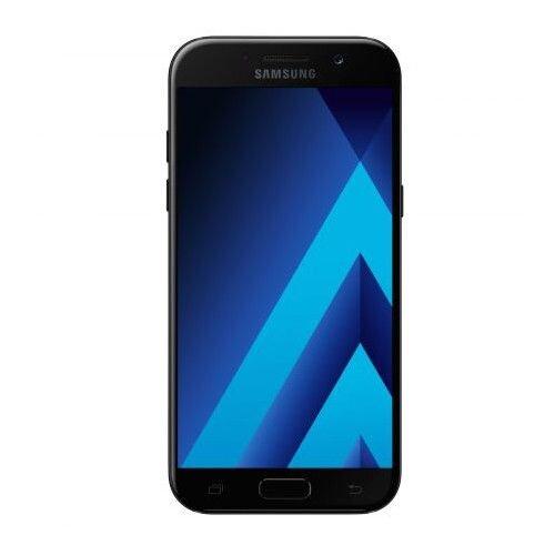 Telefon mobil Samsung Galaxy A5, SM-A520FZKAROM, 5.2 inch, 32 GB, Negru