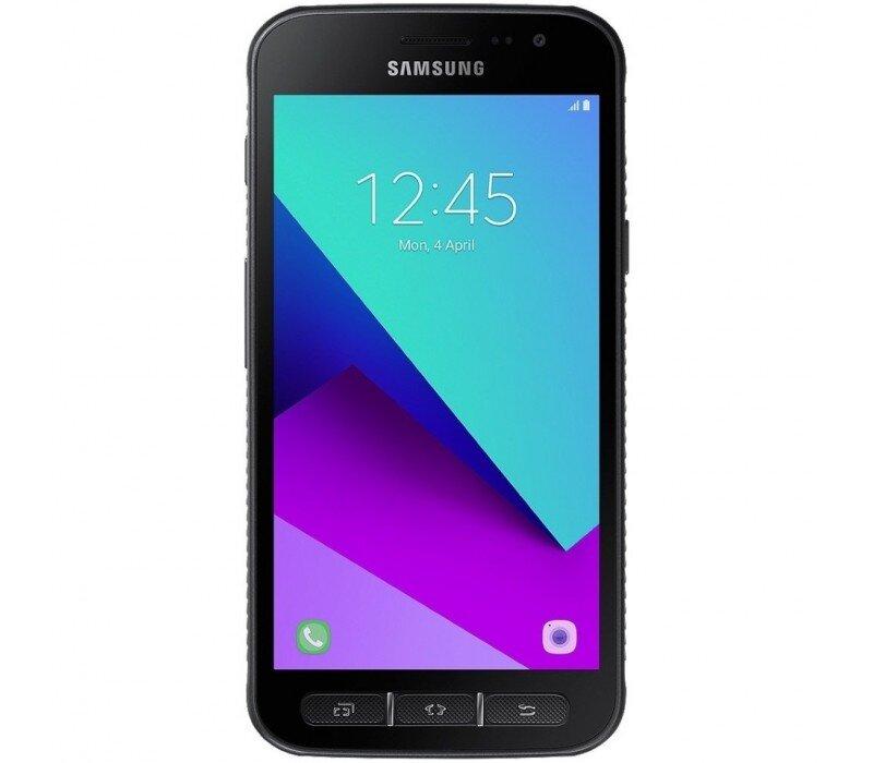 Telefon mobil Samsung Xcover 4, SM-G390FZKAROM, 5 inch, 16 GB, Gri