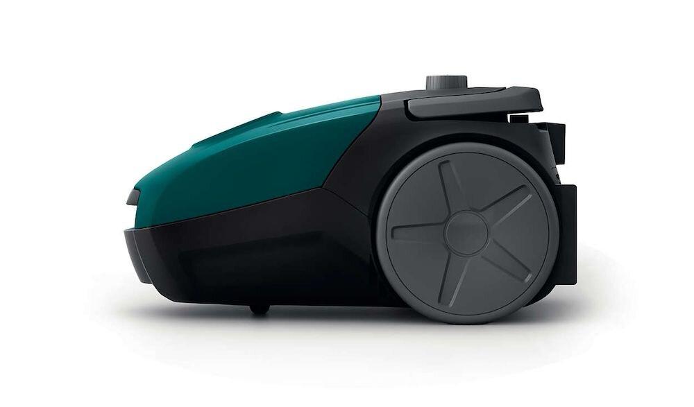 Aspirator cu sac Philips PowerGo FC8246/09, 750W, verde