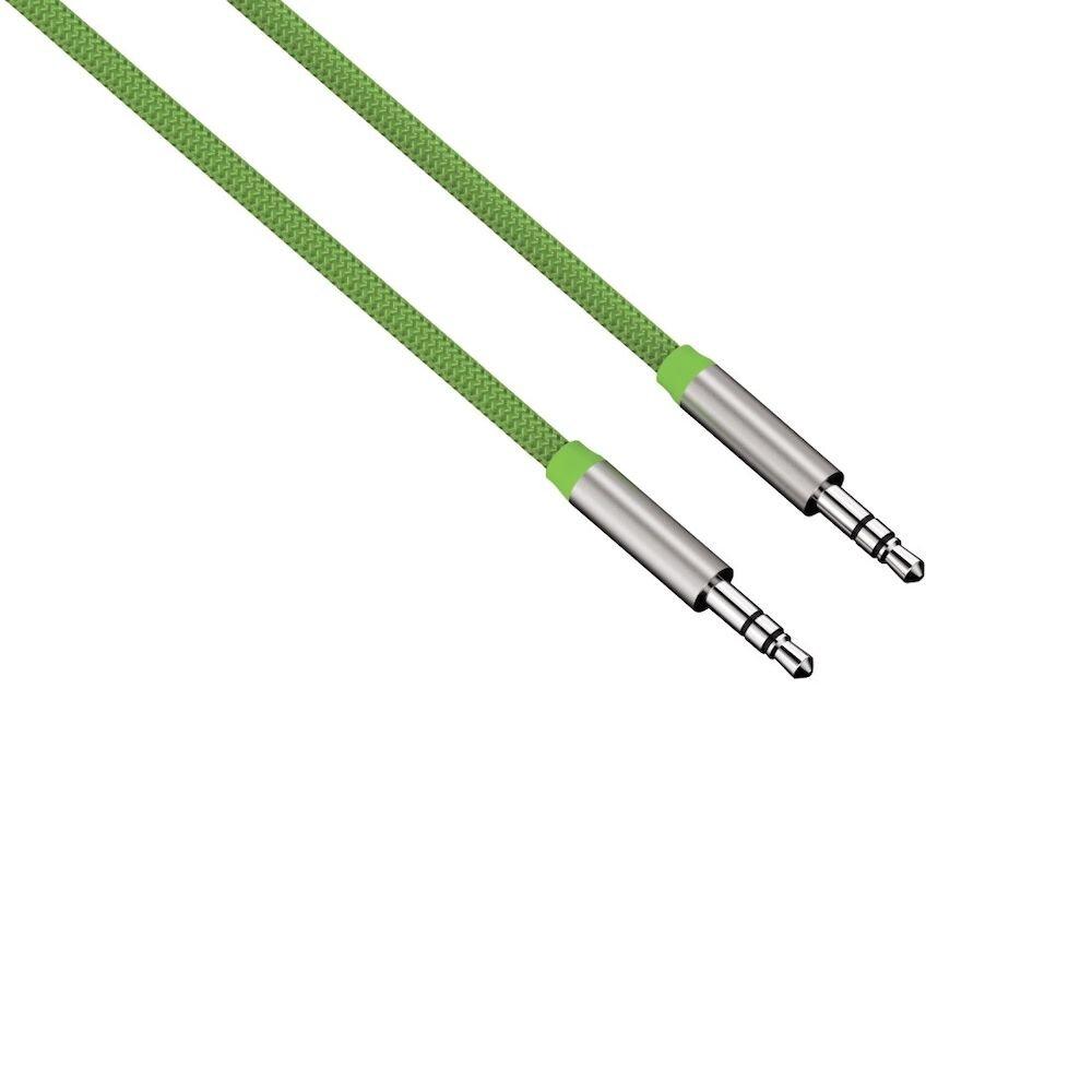 Cablu audio Hama, 80533, 1m, verde
