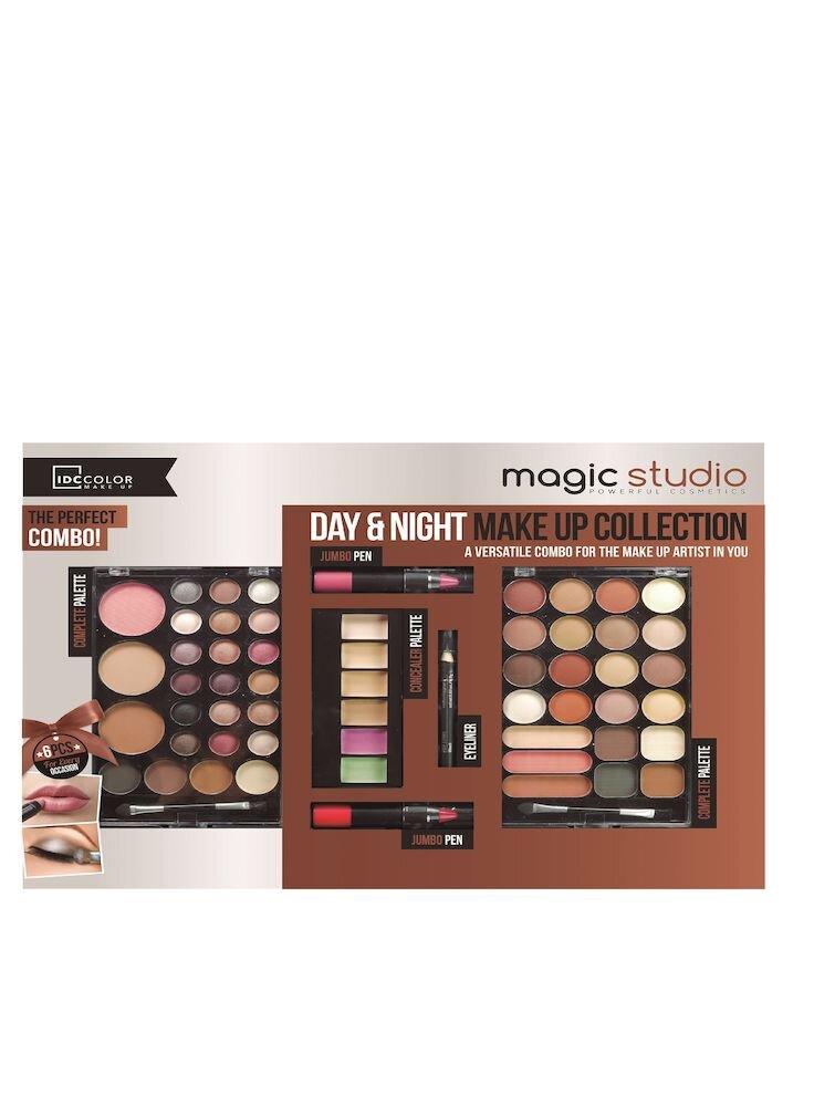 Kit farduri pentru zi si noapte Magic Studio
