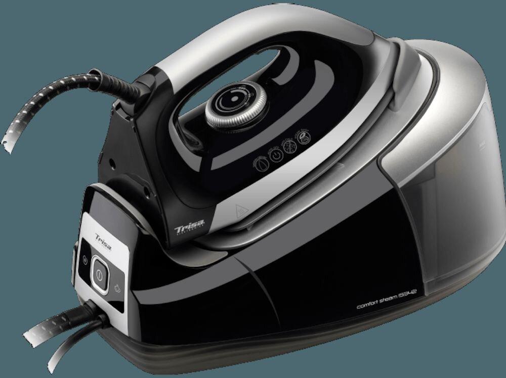 Statie de calcat Trisa Comfort Steam 7953.42, 2400W, 150g/min, rezervor 1,2L