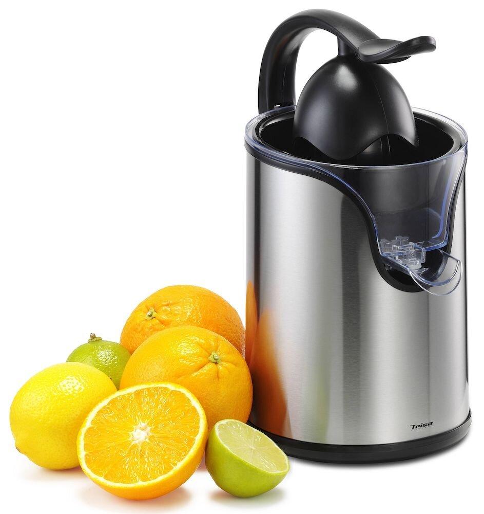 Storcator de citrice Trisa Vital Press 7008.75, Putere 85 W, pentru portocale si lamai