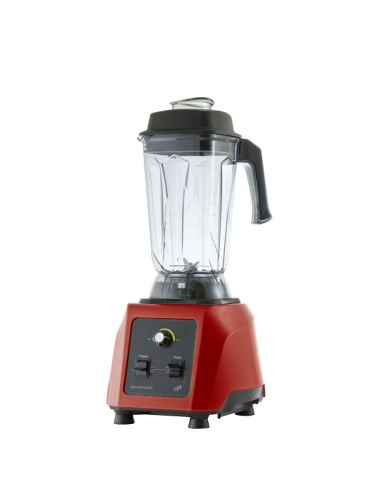Blender Profesional G21 Perfect Smoothie 1500 W, 35.000 rot/minut,Rosu