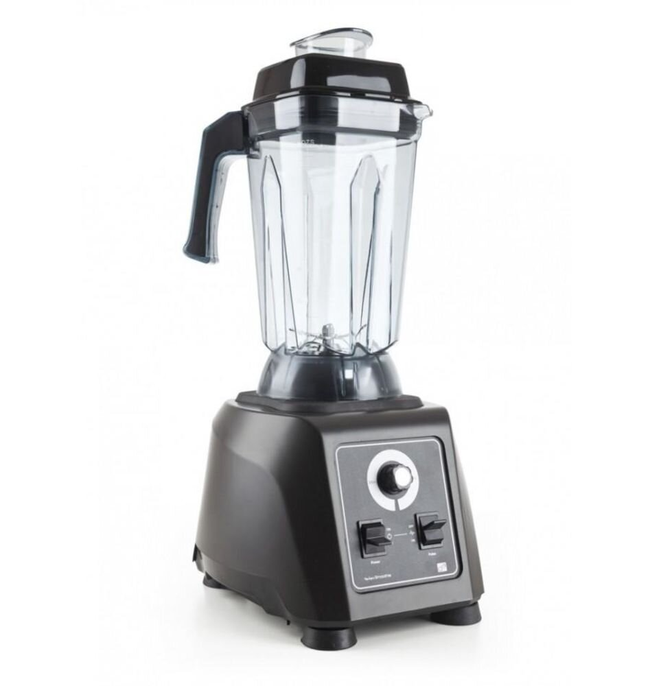Blender Profesional G21 Perfect Smoothie 1500 W, 35.000 rot/minut,negru