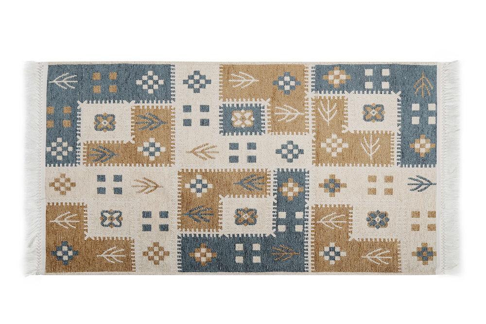 Covor River Home, 777RVR8362, 120 x 180 cm, poliester, acril, bumbac