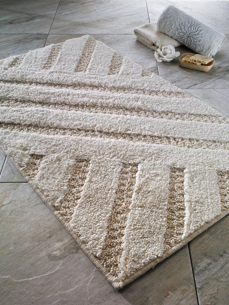 Covor de baie Confetti, 770CNF8834, 60 x 100 cm, bumbac