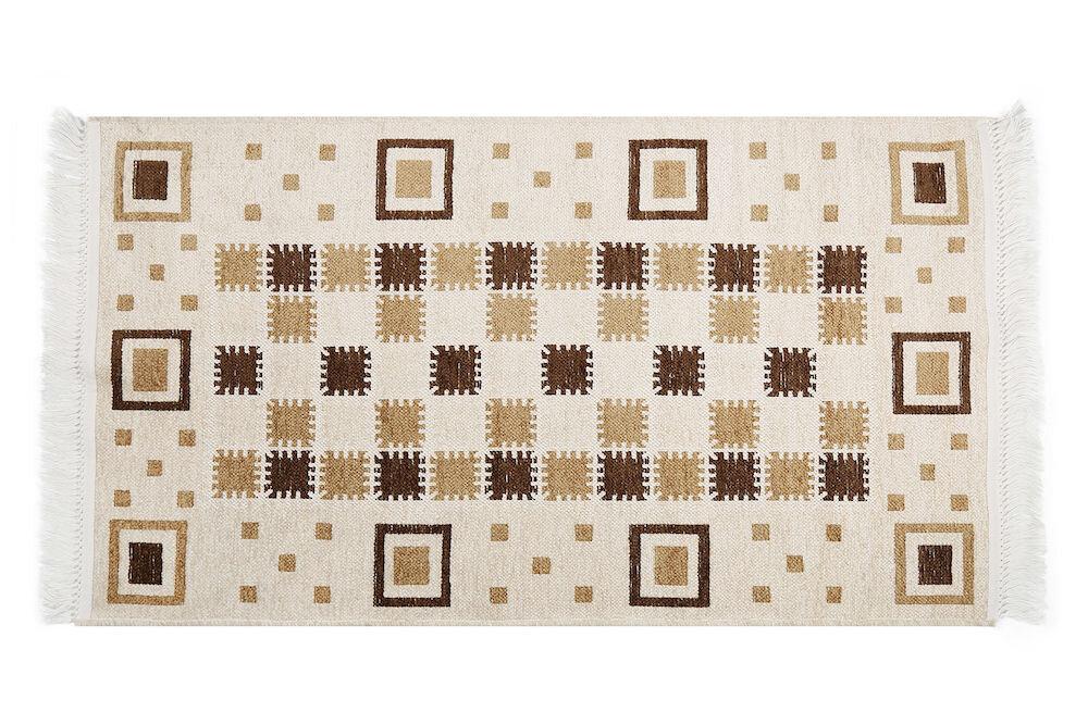 Covor River Home, 777RVR8344, 100 x 200 cm, poliester, acril, bumbac