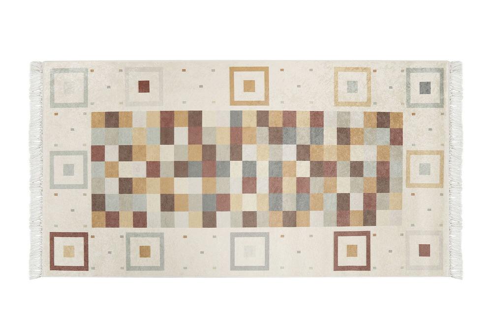 Covor River Home, 777RVR8443, 80 x 300 cm, catifea