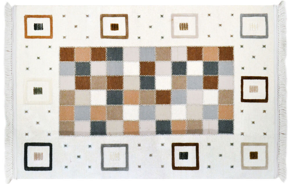 Covor Eko Hali, 724EKH8672, 75 x 150 cm, poliester