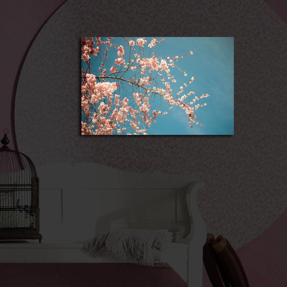 Tablou pe panza iluminat Shining, 239SHN3240, 45 x 70 cm, panza