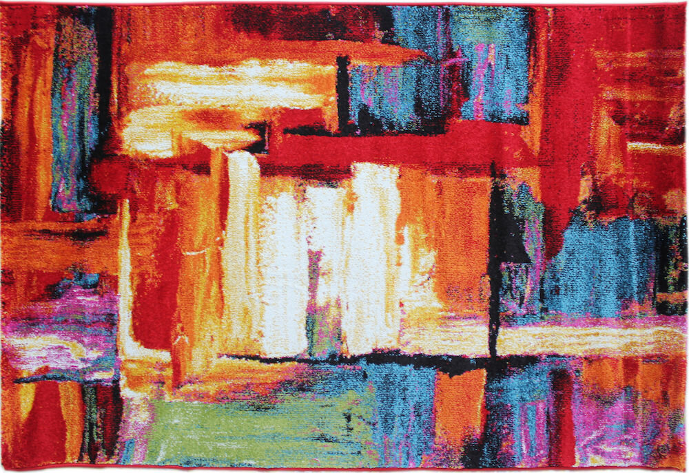 Covor Eko Hali, 724EKH8394, 80 x 150 cm, polipropilena