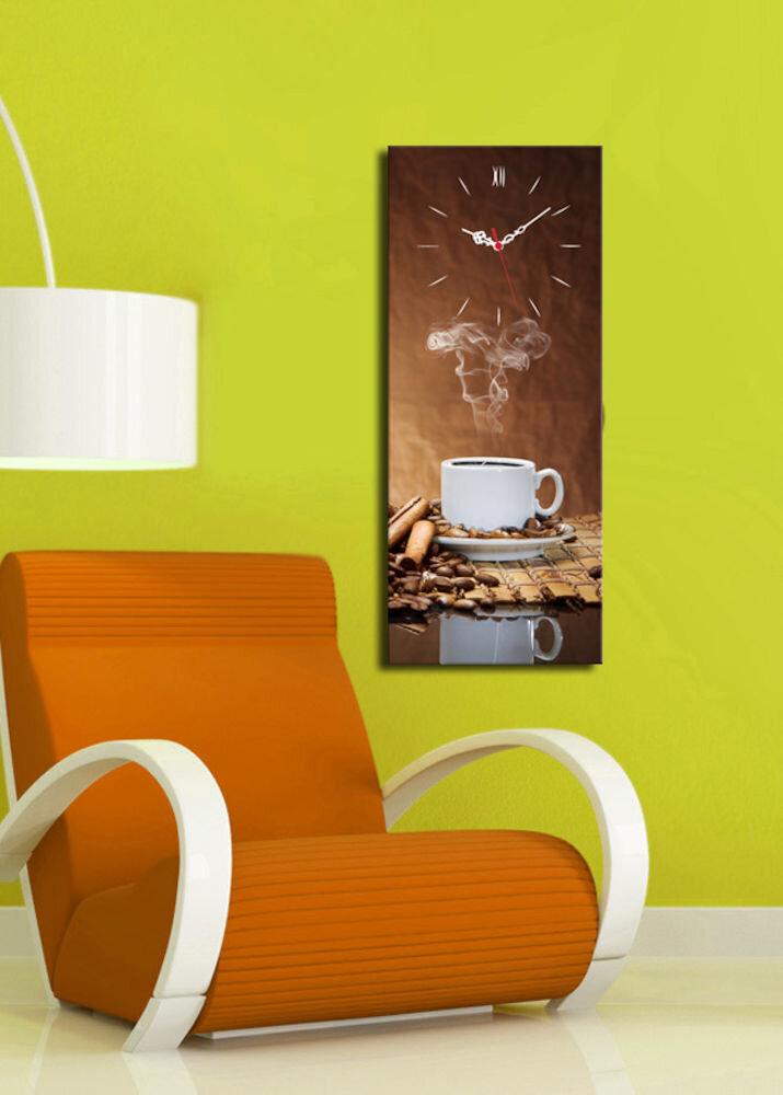 Ceas decorativ de perete Clock Art, 228CLA1637, 30 x 70, panza
