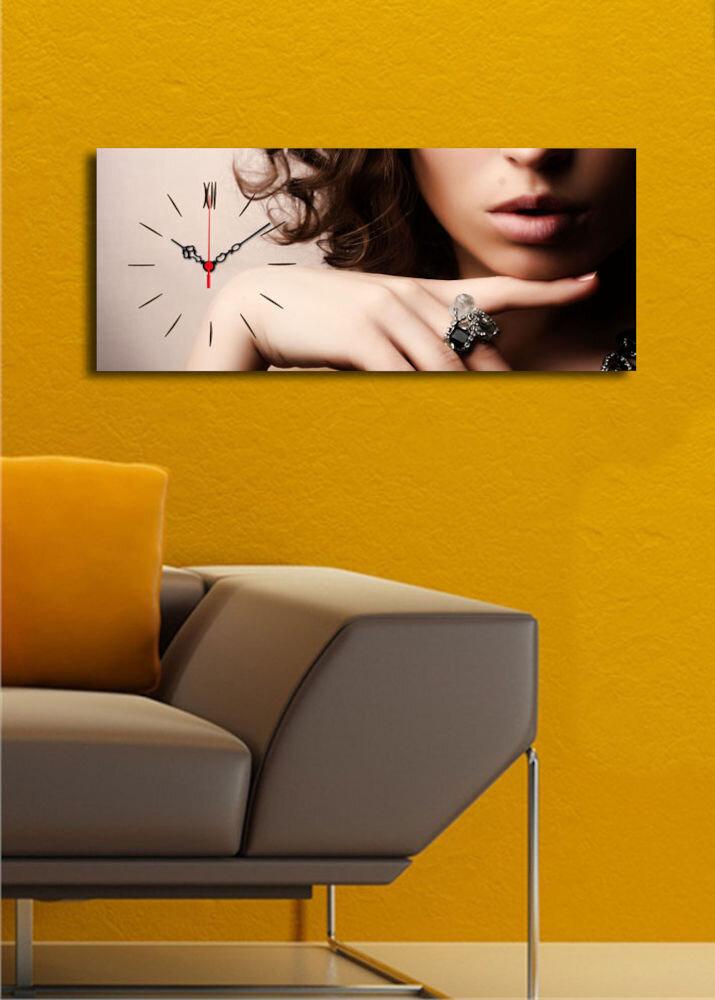 Ceas decorativ de perete Clock Art, 228CLA1640, 30 x 70, panza