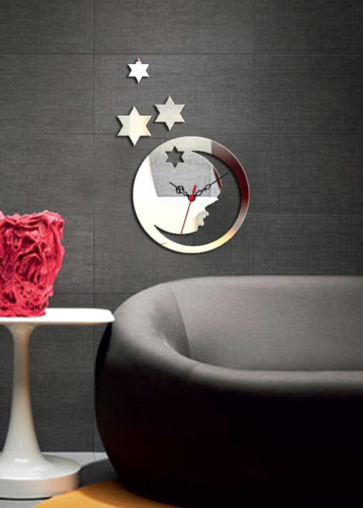 Ceas decorativ de perete Desire, 234DSR1554, 30 x 44 cm