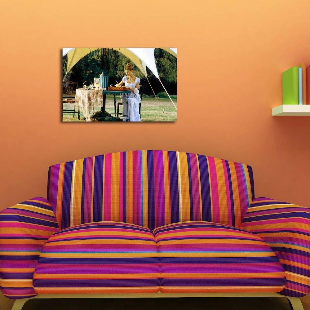 Tablou decorativ pe panza Canvart, 249CVT1348, 45 x 70 cm, panza