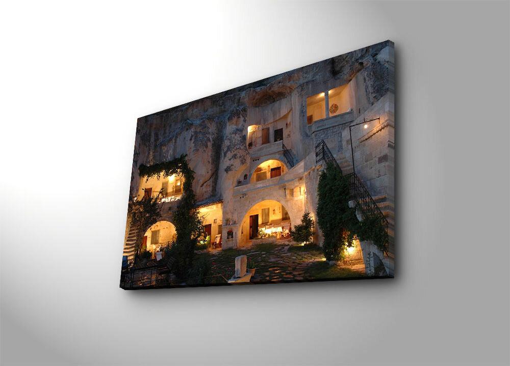 Tablou decorativ pe panza Canvart, 249CVT1322, 45 x 70 cm, panza