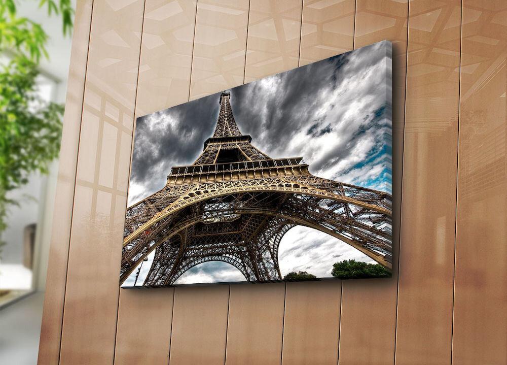 Tablou decorativ pe panza Horizon, 237HRZ3268, 45 x 70 cm, panza