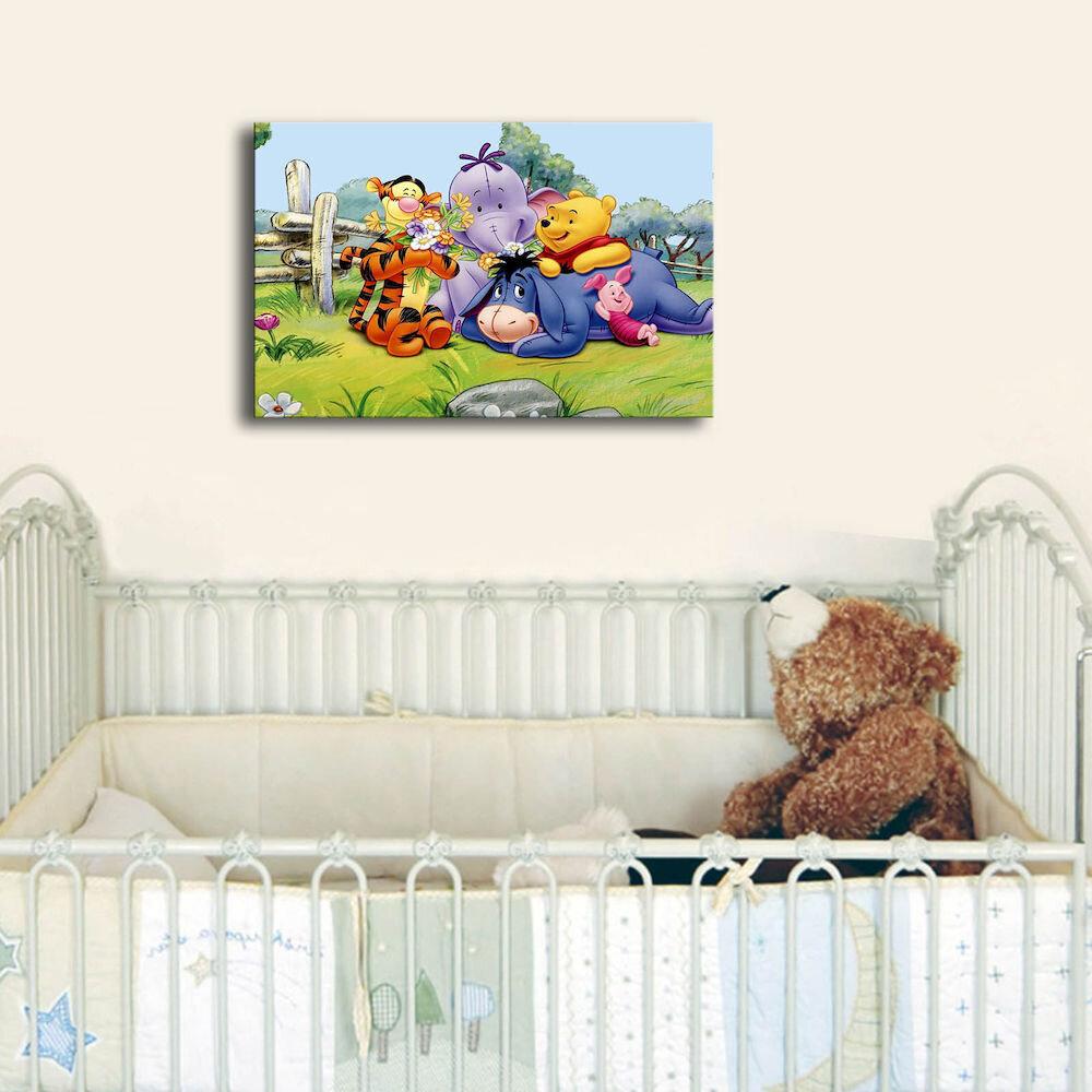 Tablou decorativ pe panza Taffy, 241TFY1262, 45 x 70 cm, panza