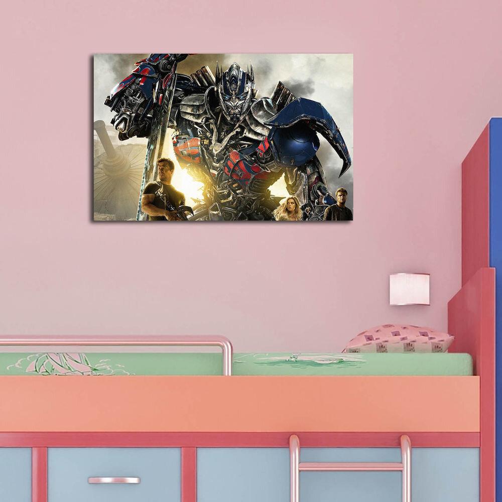 Tablou decorativ pe panza Taffy, 241TFY1280, 45 x 70 cm, panza