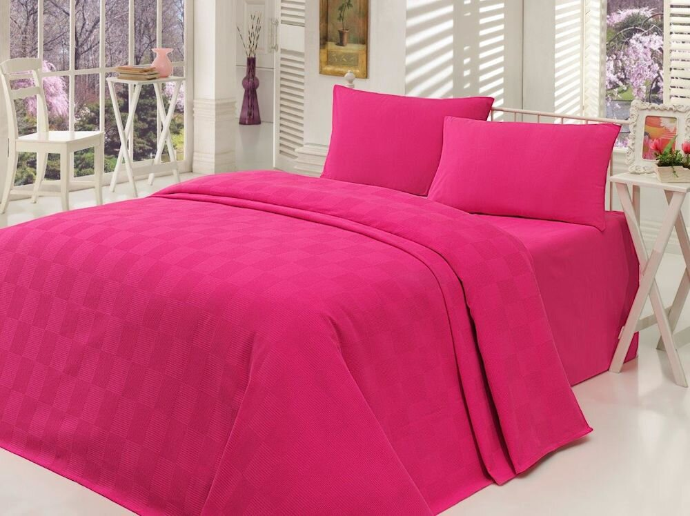 Cuvertura pentru pat single Eponj Home, 143EPJ5140, 160 x 234 cm, bumbac