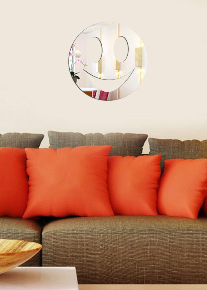 Oglinda decorativa Taffy, 241TFY1113, 30 x 30 cm