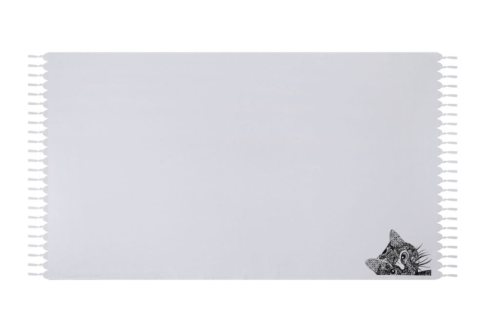 Prosop de plaja, Beach Star, bumbac, 90 x 170 cm, 347BCS1343
