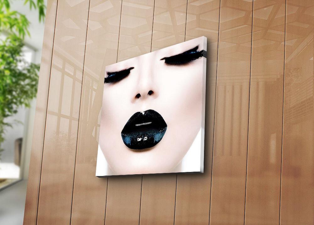 Tablou decorativ pe panza Bonanza, 242BNZ1283, 45 x 45 cm, panza
