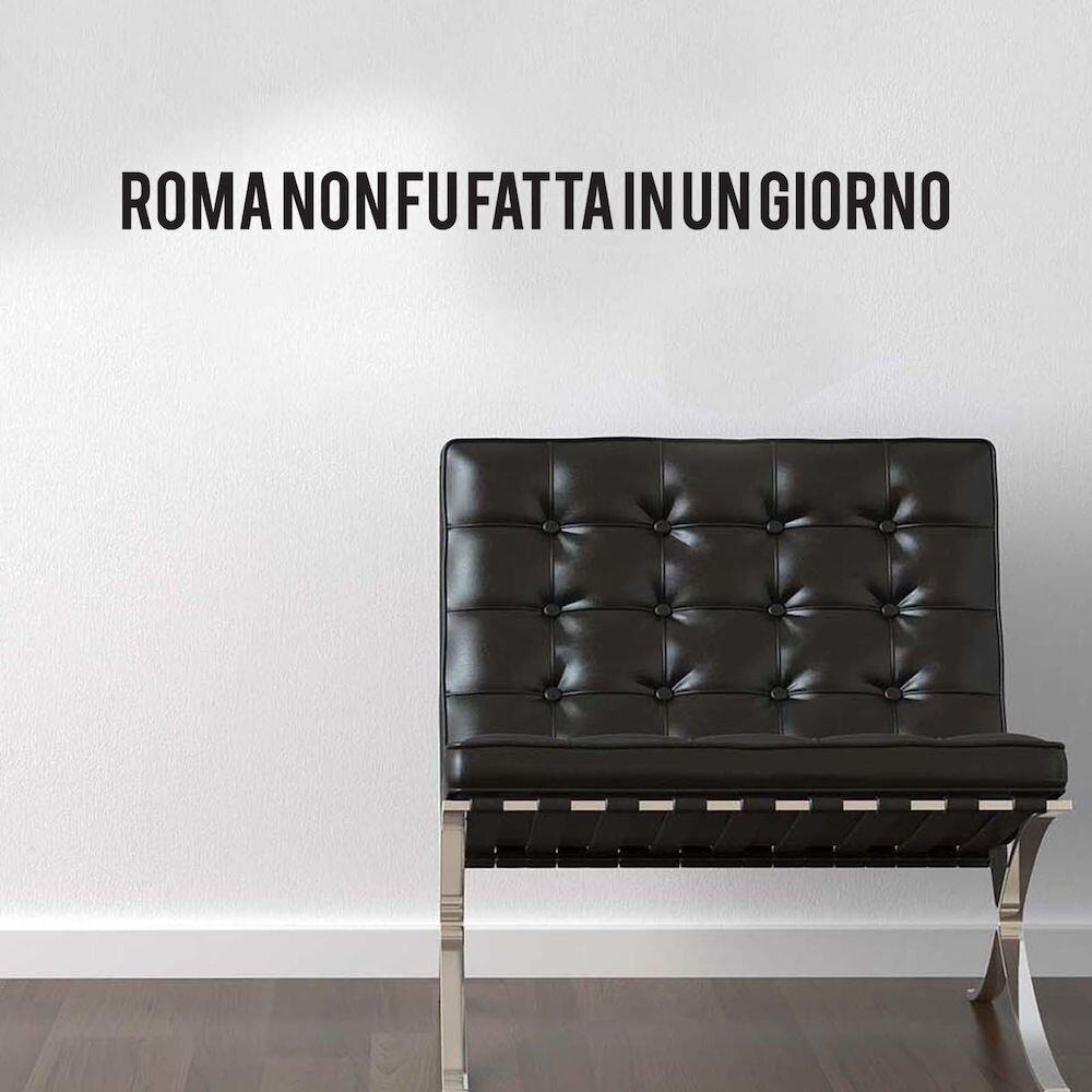Sticker decorativ de perete Italian Wall, 262ITA1047, 115 x 8 cm