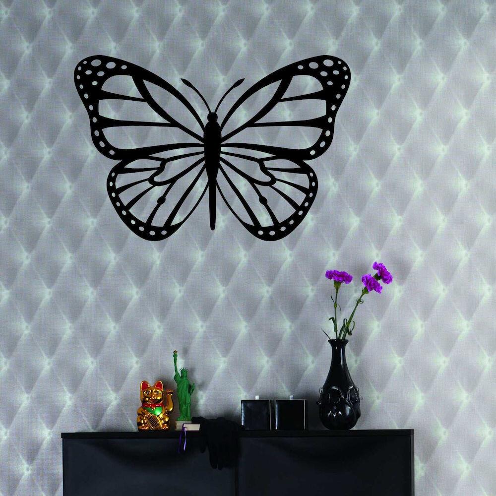 Sticker decorativ de perete Pushy, 246PHY5070, 69 x 46 cm