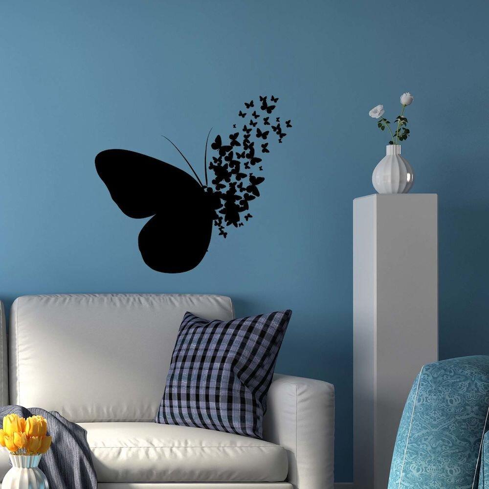 Sticker decorativ de perete Sticky, 260CKY5029, 66 x 60 cm