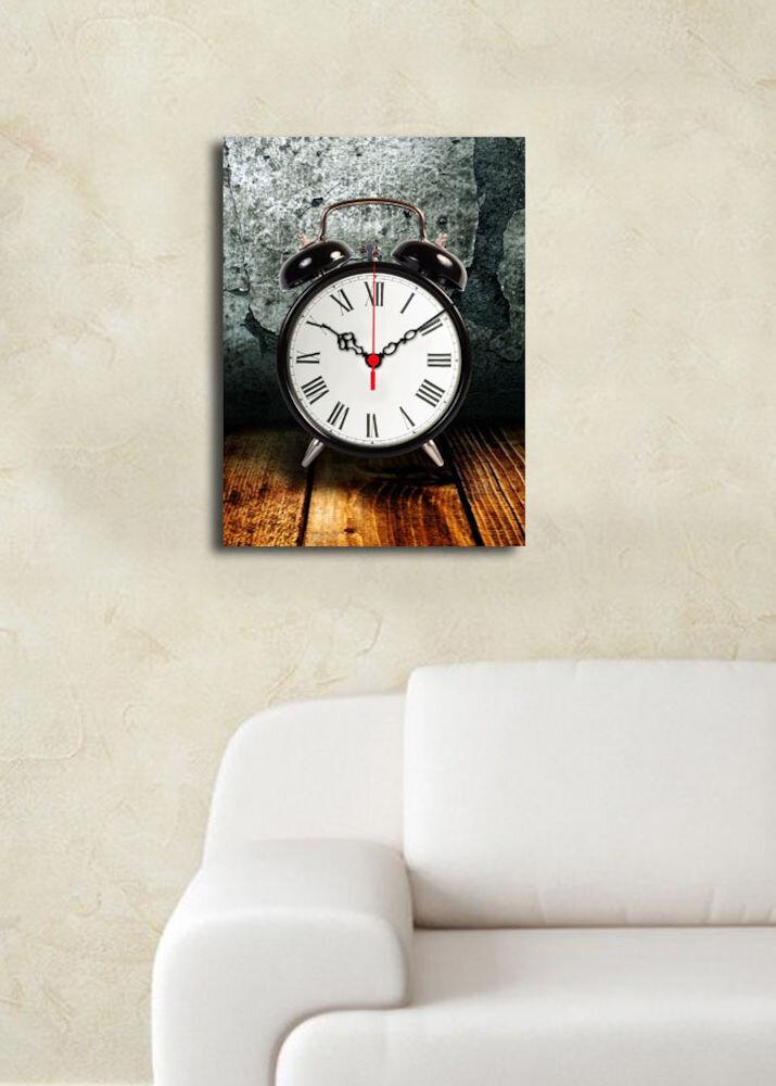 Ceas decorativ de perete Clock Art, 228CLA1626, 30 x 40, panza