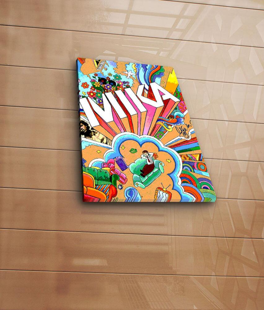 Tablou decorativ pe panza Horizon, 237HRZ3209, 30 x 40 cm, panza