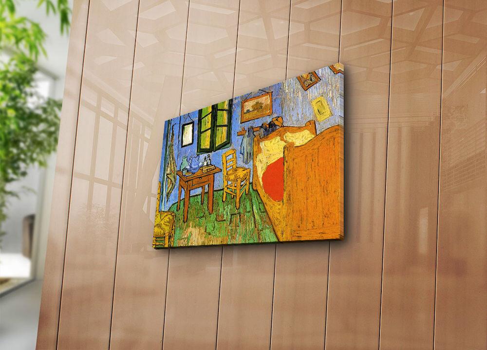 Tablou decorativ pe panza Horizon, 237HRZ3212, 30 x 40 cm, panza