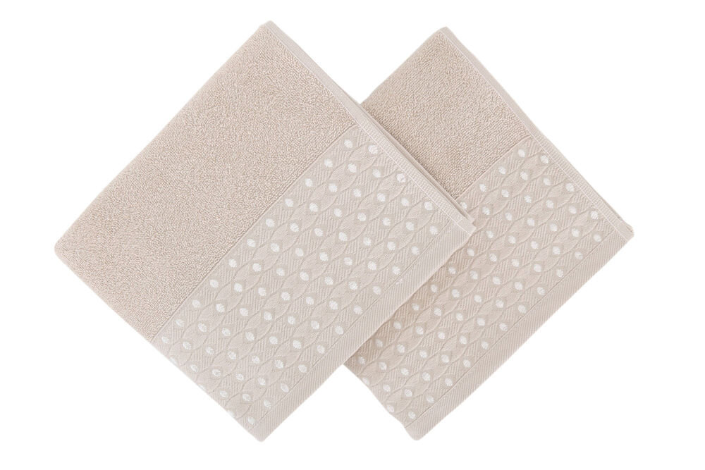 Set doua prosoape de maini, Soft Kiss, bumbac, 50 x 90 cm, 330SFT1234